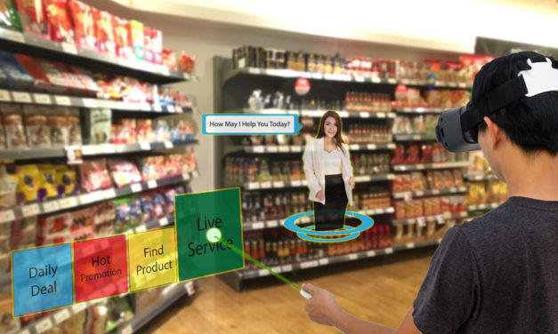 AR And VR Will Drive Omnichannel 2.0
