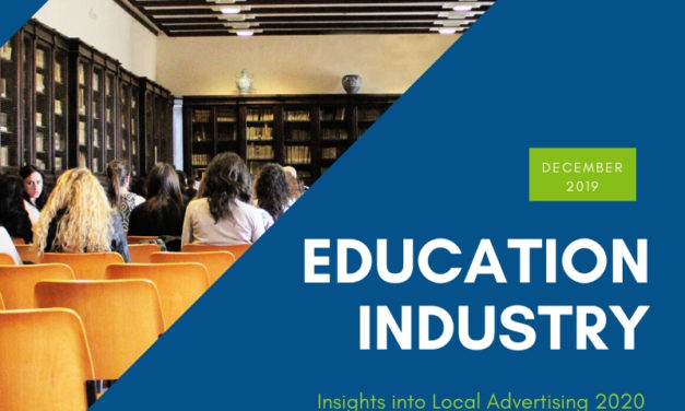 Education to Spend $1.66 Billion on Local Advertising in 2020
