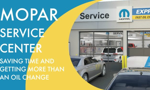 Mopar Service Center Savings!