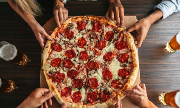 Pizza Market 2020