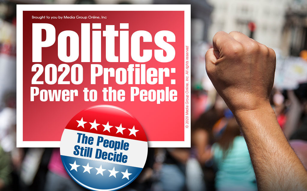 Politics 2020: Power to the People Presentation