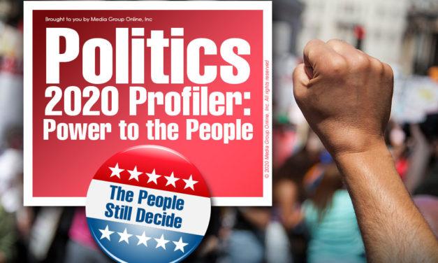Politics 2020: Power to the People Presentation