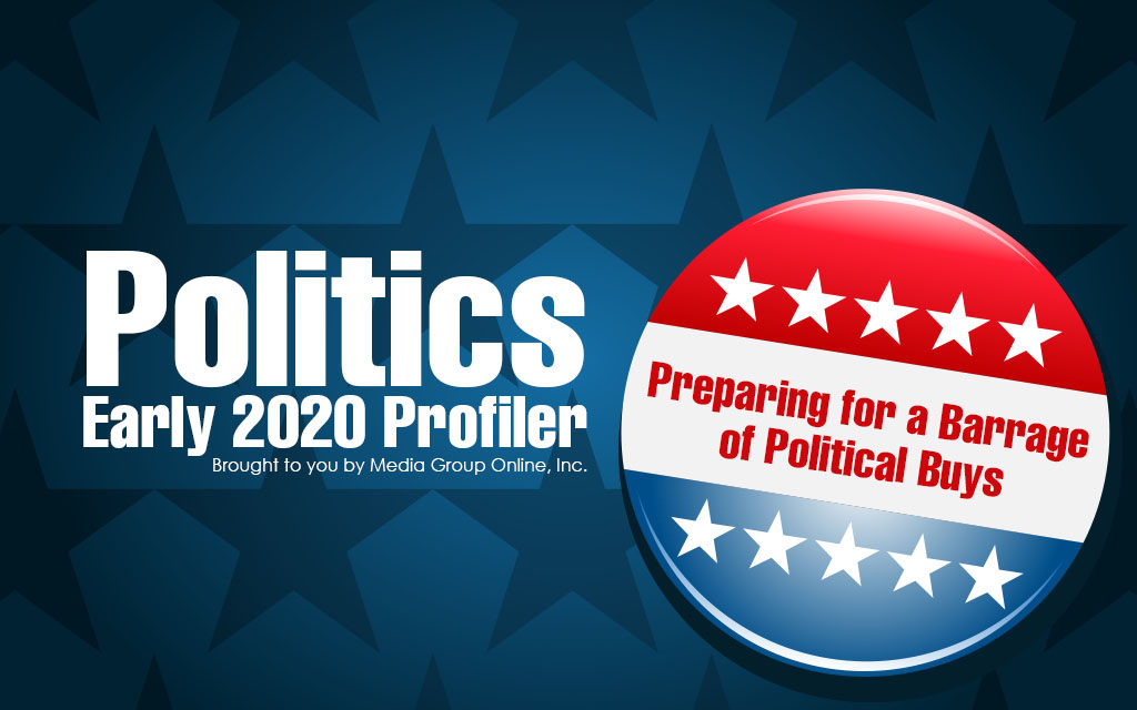 Politics Early 2020 Presentation