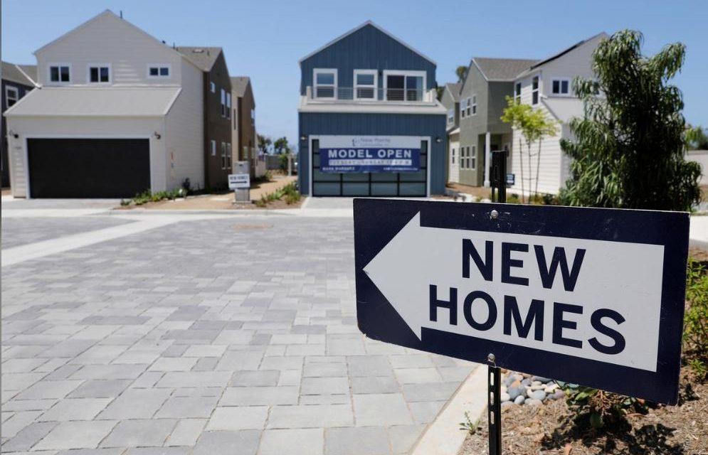 U.S. Housing Market Regaining Steam; Manufacturing Stabilizing