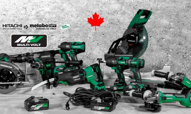 Metabo HPT MultiVolt Tool Promotion!