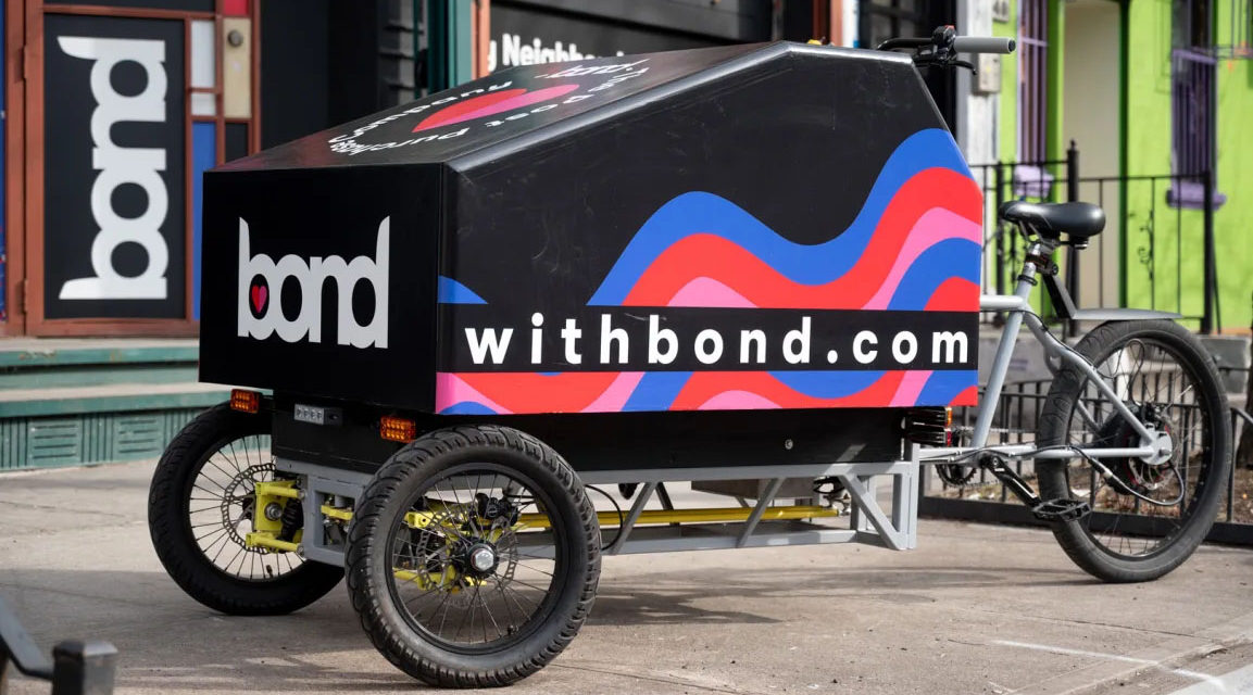 This Startup Wants to Replace Traditional Package Delivery with Hyperlocal, Electric-Trike-Driving Couriers