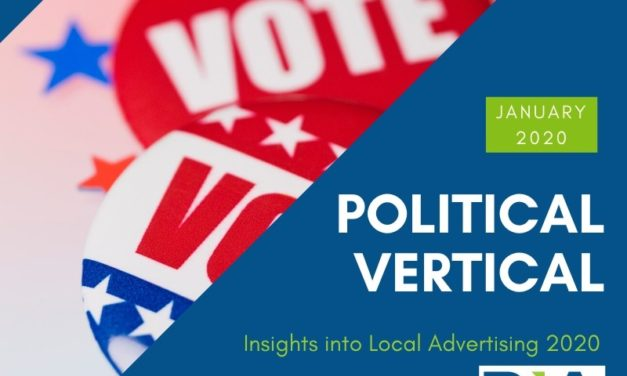 Political Driving $6.58 Billion in Local Advertising Dollars in 2020