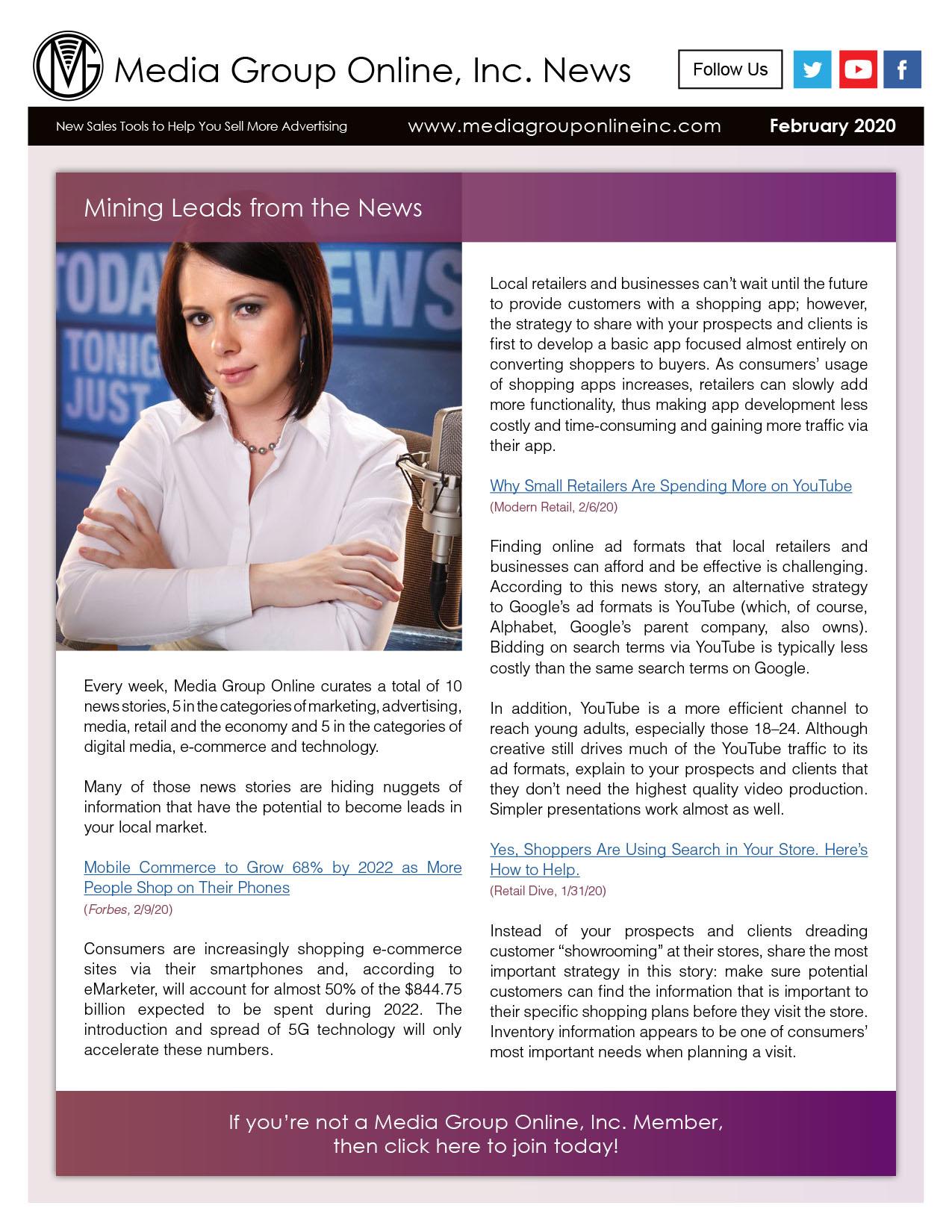 February 2020 Newsletter 8.5x11 PDF