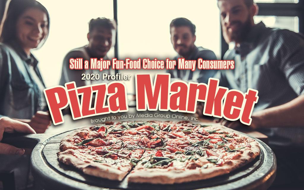 Pizza Market 2020 Presentation
