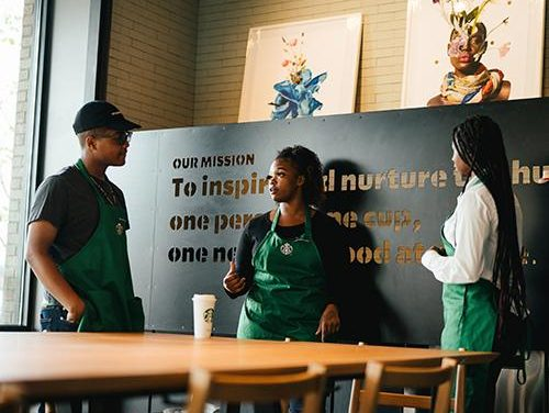 Starbucks to Open 100 Stores in Underserved Communities By 2025