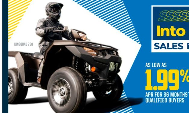 Suzuki Spring Into Action Sales Event!