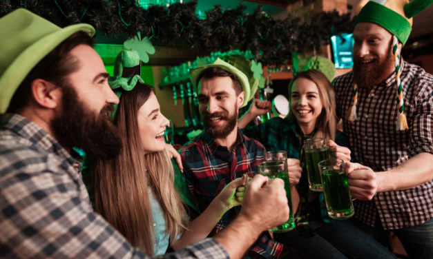 St. Patrick's Day Ride-Sharing Central