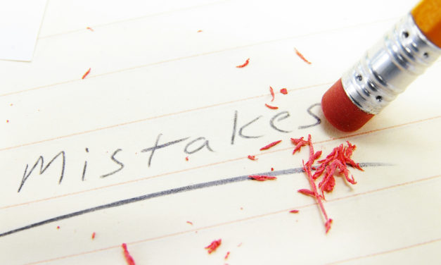 The Five Enormous Mistakes in Your Prospecting Sequence