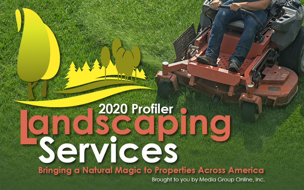 Landscaping Services 2020 Presentation