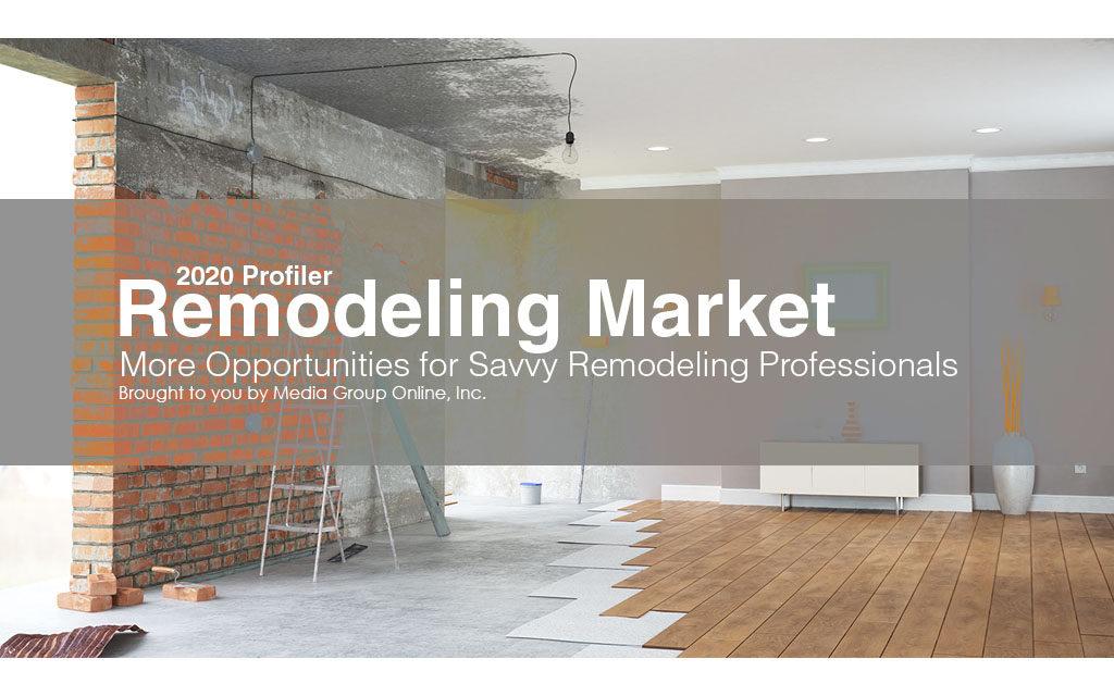 Remodeling Market 2020 Presentation