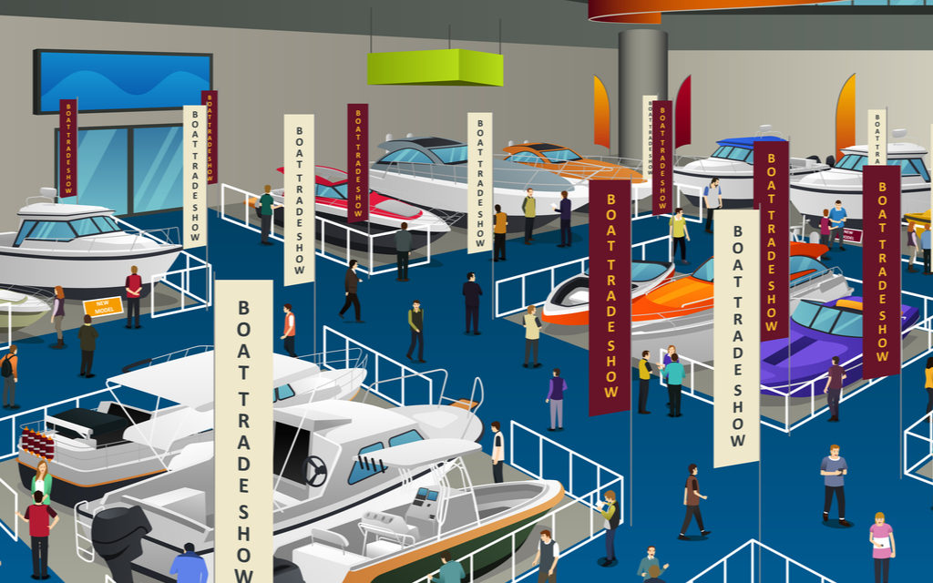 New England Boat Show Reports Strong Attendance, Boat Sales