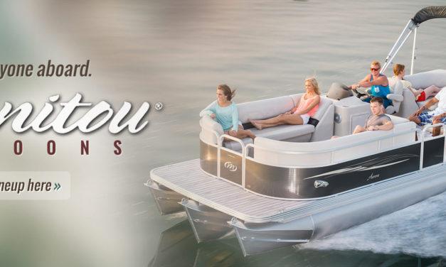 Manitou Pontoon Boats Spring Sales Event!