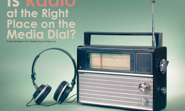 Is Radio at the Right Place on the Media Dial?
