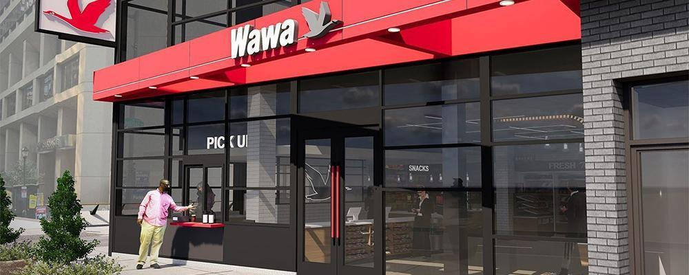 Wawa's New Format Caters to Food Customers on the Go