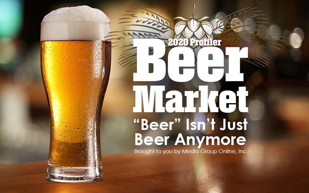 Beer Market 2020 Presentation