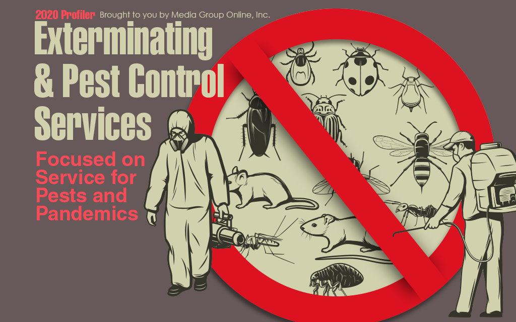 Exterminating & Pest Control Services 2020 Presentation