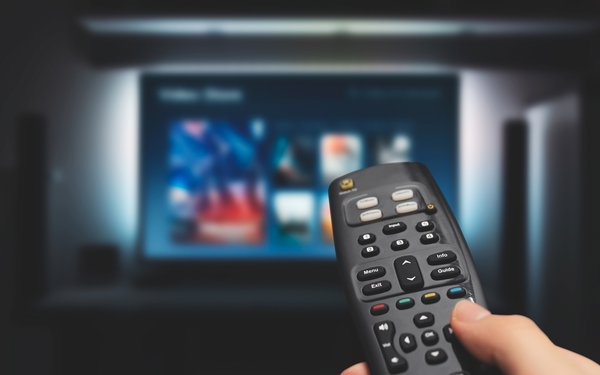Streaming, TV Usage Still Strong Vs. 2019, But Slipping