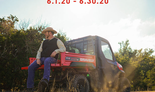 Gravely Summer Sales Event!