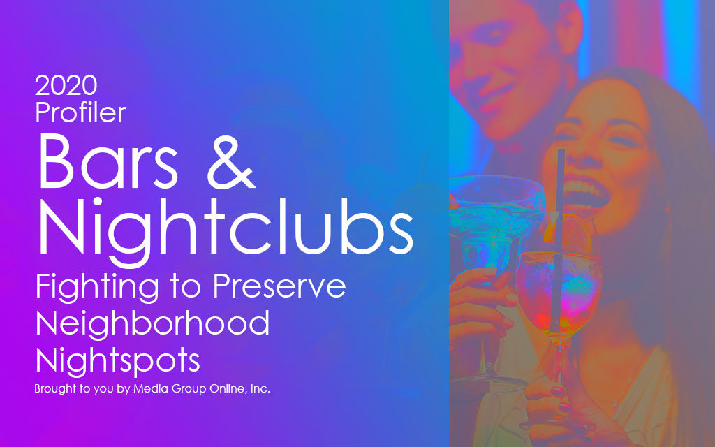 Bars & Nightclubs 2020 Presentation