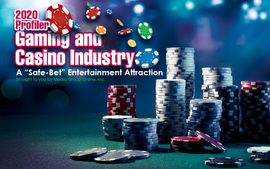 Gaming And Casino Industry 2020 Presentation Media Group Online