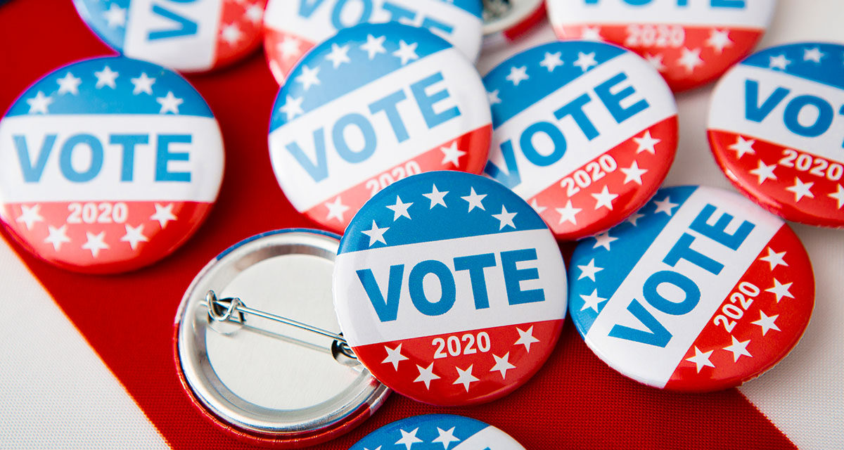 Advertising Strategies for Politics 2020: The Big Push Begins
