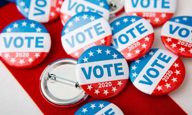 Advertising Strategies for Politics 2020: The Big Push Begins