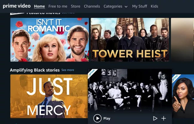 Amazon Prime Video Set to Go Live and Linear