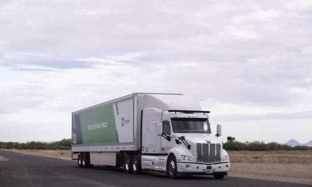 Tusimple is Laying the Groundwork for a Coast-To-Coast Autonomous Trucking Network