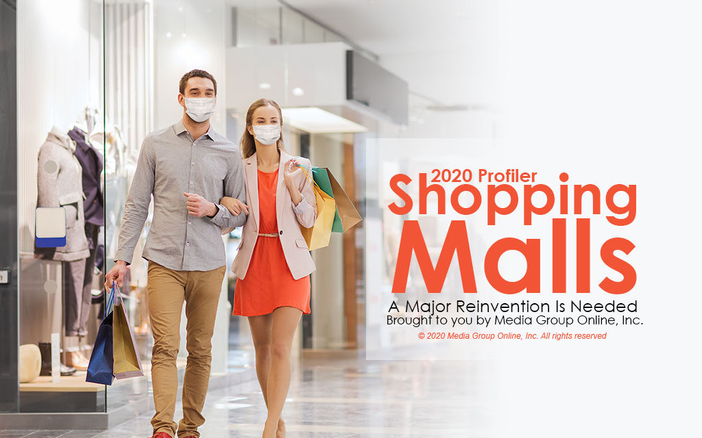 Shopping Malls 2020 Presentation