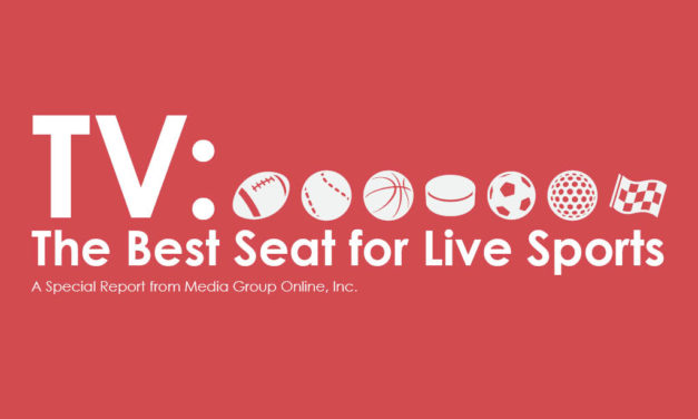 TV: The Best Seat for Live Sports