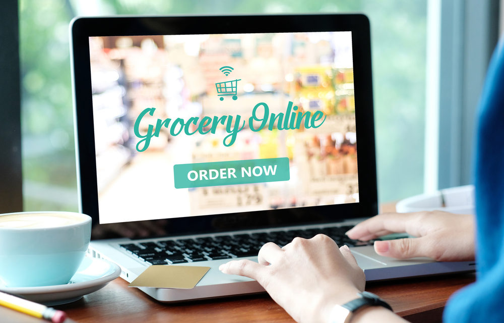 Online Grocery Shopping 2020
