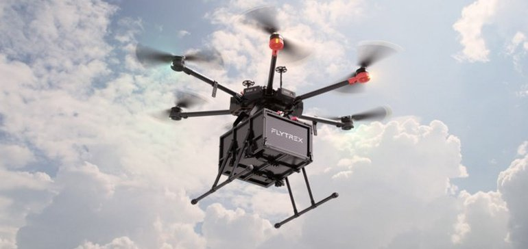 Walmart Pilots Drone Delivery for Groceries with Flytrex