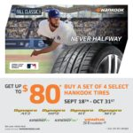 Hankook Fall Classic Rebate!