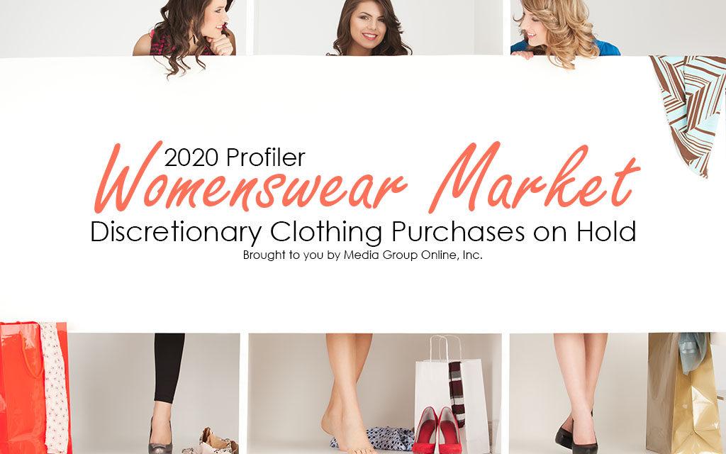 Womenswear Market 2020 Presentation