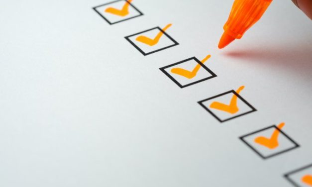 A Daily Checklist for Success in Sales