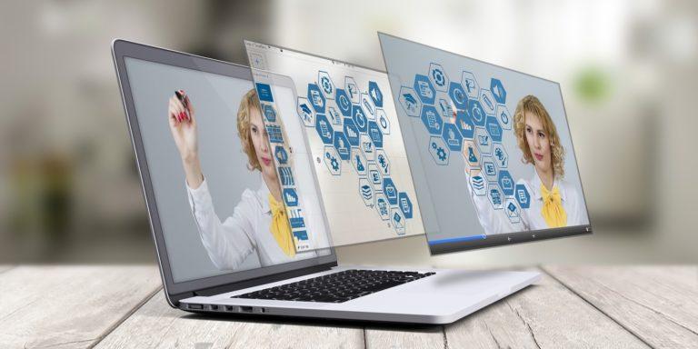 The Art of Presenting via Virtual Platforms