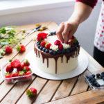 A Virtual Cake-Decorating Fair