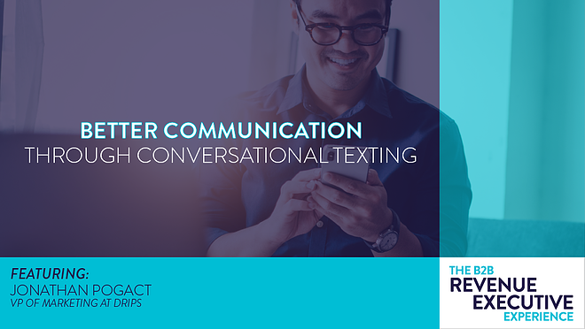Better Communication Through Conversational Texting