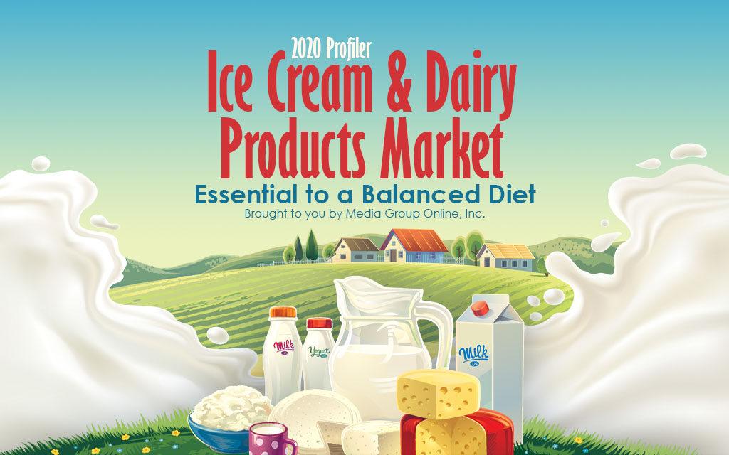 Ice Cream & Dairy Products Market 2020 Presentation