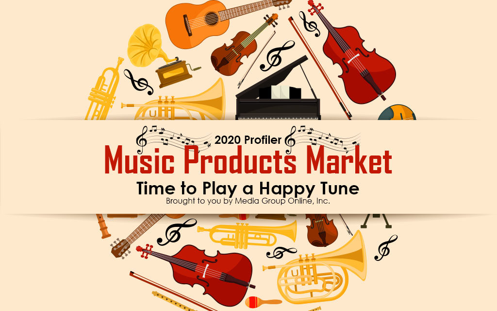 Music Products Market 2020 Presentation