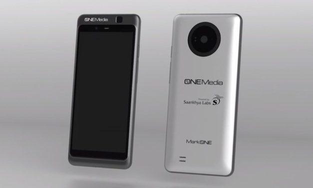 ONE Media's ATSC 3.0 Smartphone Becomes a Reality