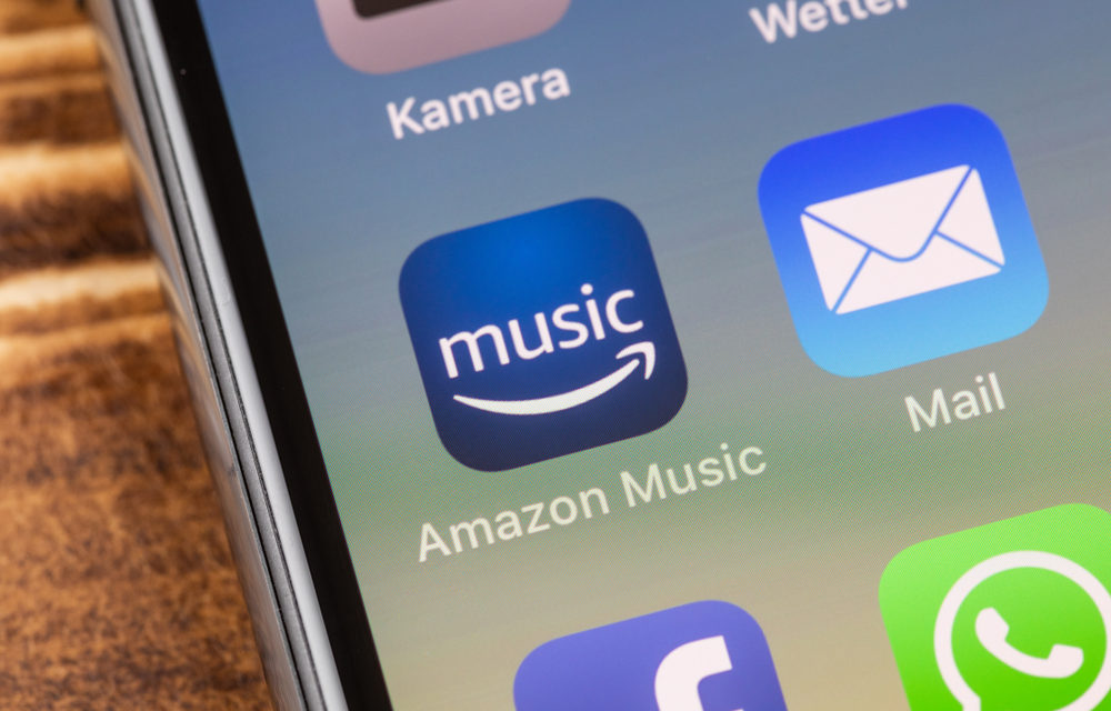 Amazon Music to Surpass Pandora in Monthly Listeners by 2023