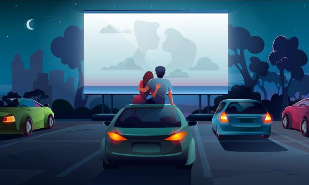 Drive-In Theater Break