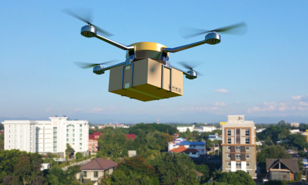 Robots and Drones at Your Door