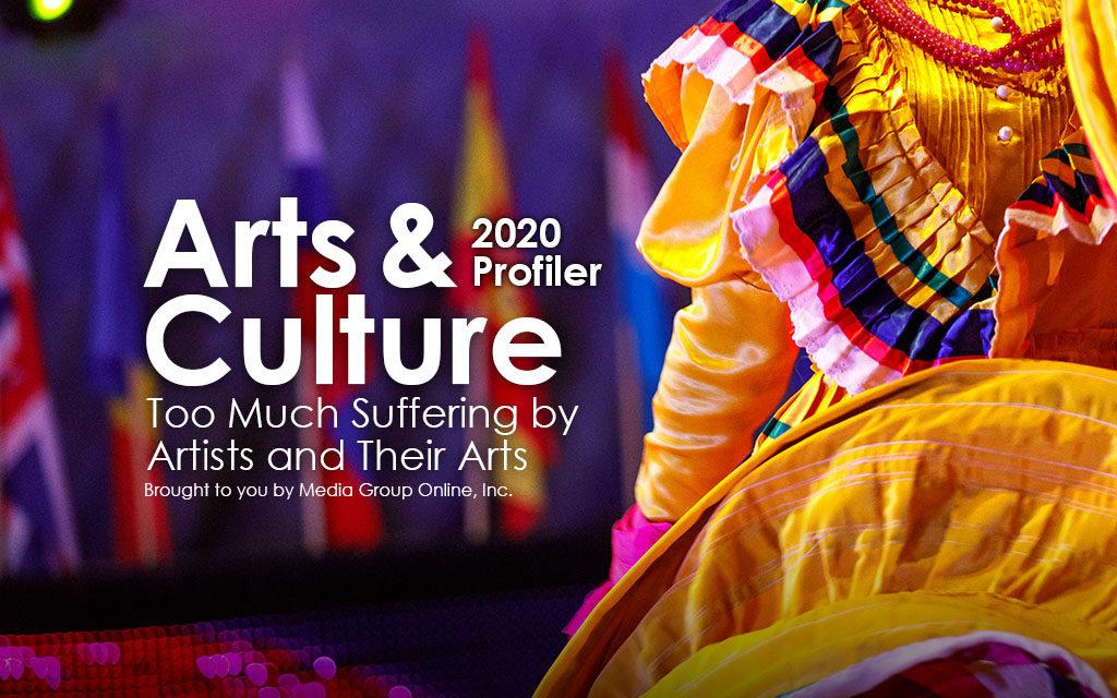 Arts & Culture 2020 Presentation